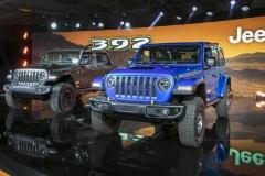 Jeep® reveals new 2021 Jeep Wrangler Rubicon 392 in Detroit, Michigan