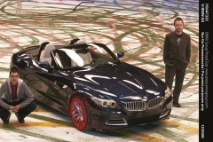 "BMW Z4 ""An Expression of Joy - The Art of Driving"" with Jake Scott and Robin Rhode"