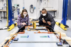 Battery Benchmarking and Test Laboratory