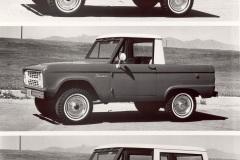 1966 Bronco Exterior