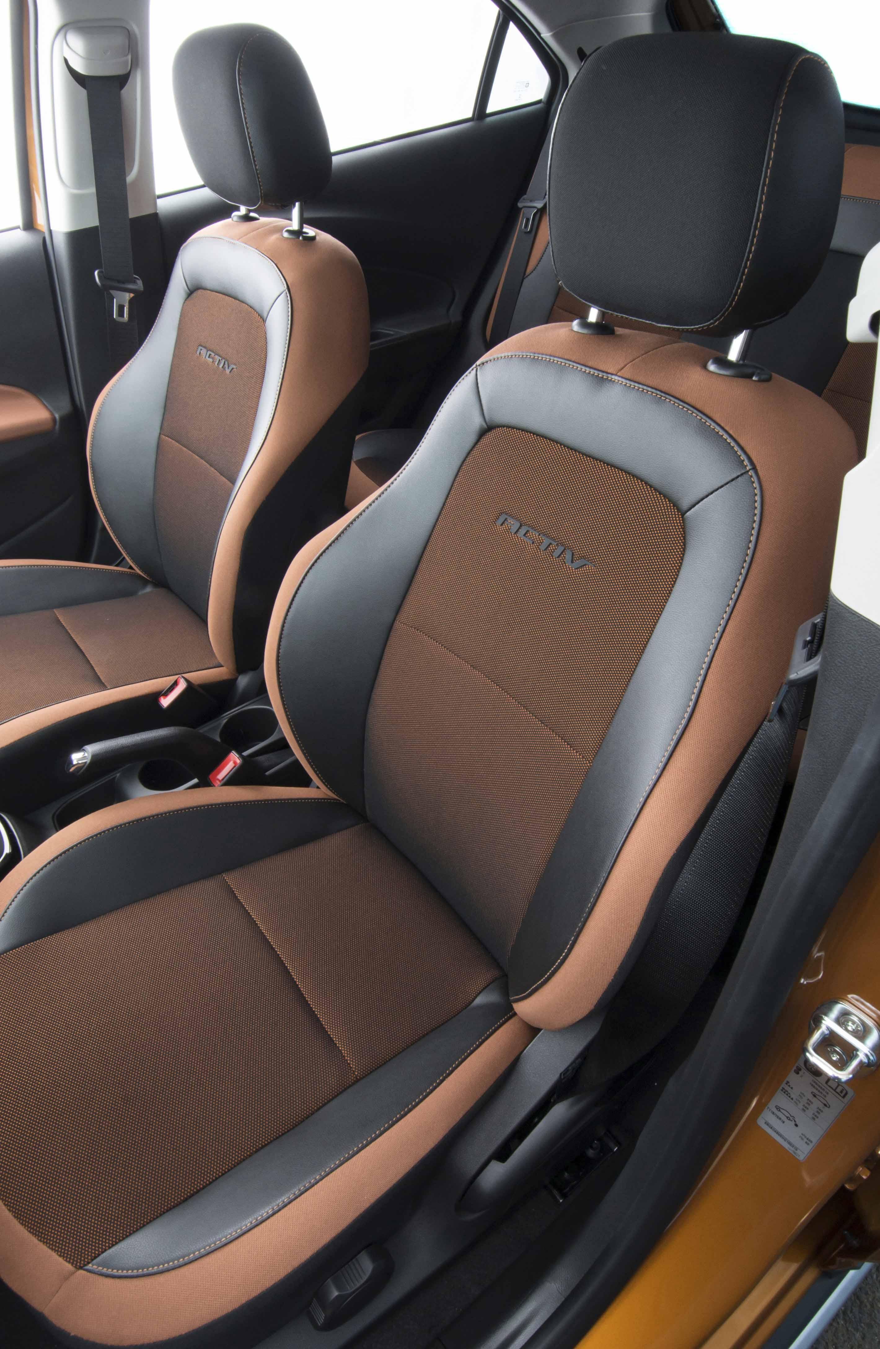 Nuevo Chevrolet Onix Activ - Interior