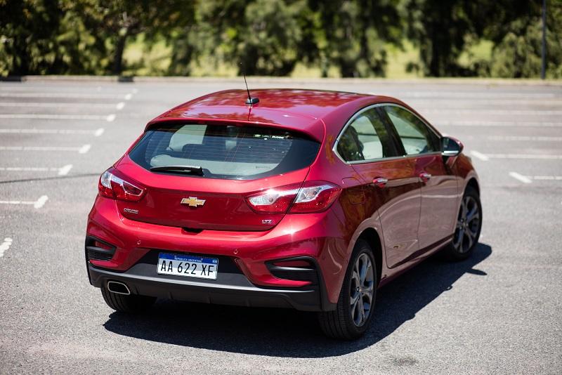 Chevrolet Cruze5 (10)