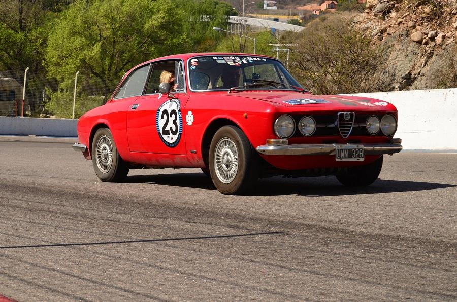 Alfa Romeo acompañó el Rally de montaña 2016K